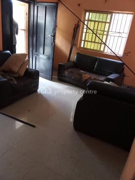 Lovely 2 Bedroom Flat, Omolara Street, Ojodu, Lagos, Flat for Rent