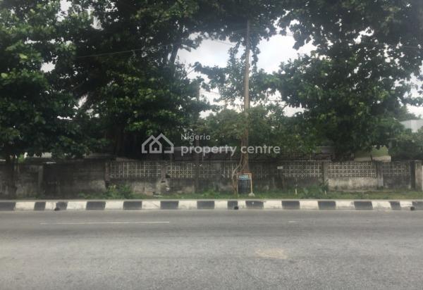 a Fenced Land Measuring 1736sqm, Old Ikoyi, Ikoyi, Lagos, Land for Sale