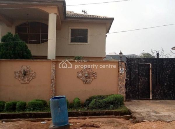 a Very Spacious Fully Detached 5 Bedroom Duplex with 3 Bedroom Detached Bq, Voera Estate, Berger, Arepo, Ogun, Detached Duplex for Sale