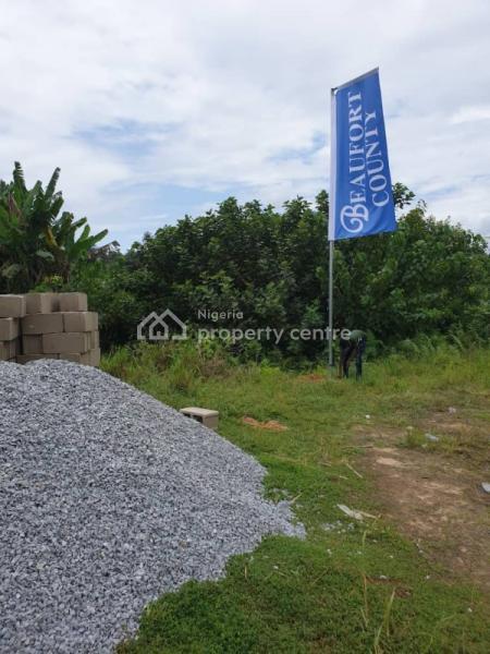 Land for Sale at Beaufort County Estate, Eleko  Ibeju Lekki Lagos, Eleko Junction Ibeju Lekki, Lagos State Nigeria, Eleko, Ibeju Lekki, Lagos, Residential Land for Sale