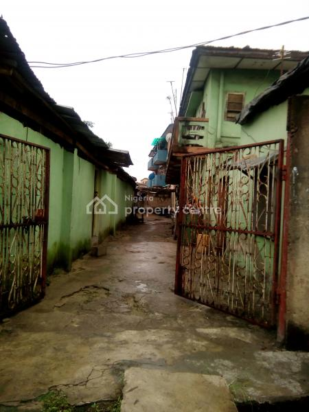 2 Floor Tenement Apartments, Karimu Street, Ojuelegba, Surulere, Lagos, House for Sale
