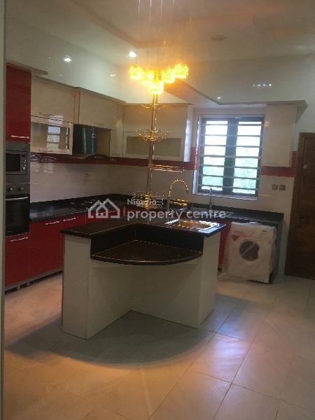 Luxury and Stylish 5 Bedroom Detached Duplex with Excellent Design, Ikota Villa Estate, Lekki, Lagos, Detached Duplex for Sale