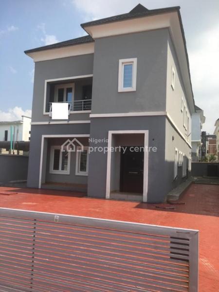 4 Bedroom Detached Duplex, Ikota Villa Estate, Lekki, Lagos, Detached Duplex for Sale