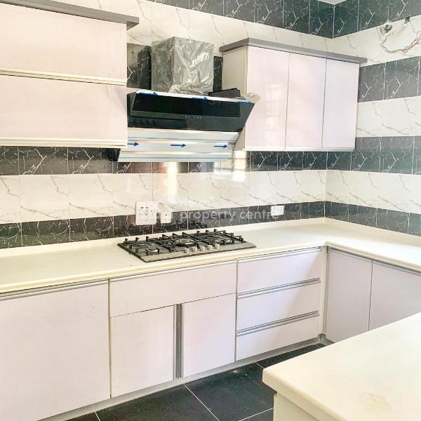 4 Bedroom Terraced Duplex, Orchid Hotel Road, Chevy View Estate, Lekki, Lagos, Terraced Duplex for Rent