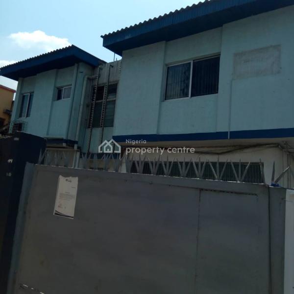 5 Bedroom Semi Detached Duplex with 2 Rooms Bq, Ogba, Ikeja, Lagos, Detached Duplex for Sale