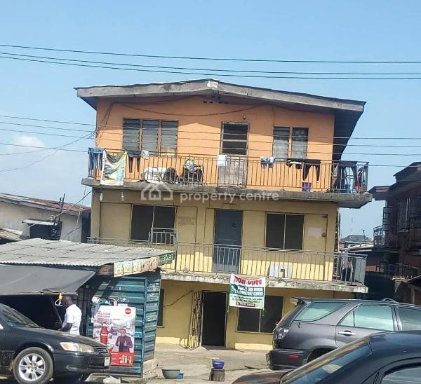 6 Flats of 2 Bedroom, Adisa Akintoye Street, Behind Sweet Sensation, Alapere, Ketu, Lagos, Block of Flats for Sale