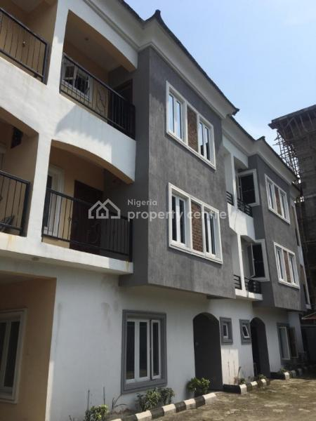 4 Bedroom Terraced Duplex with Bq, Ikate Elegushi, Lekki, Lagos, Flat for Rent