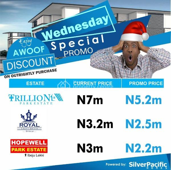 Silver Pacific, Special Promo, Lekki, Lagos, Mixed-use Land for Sale