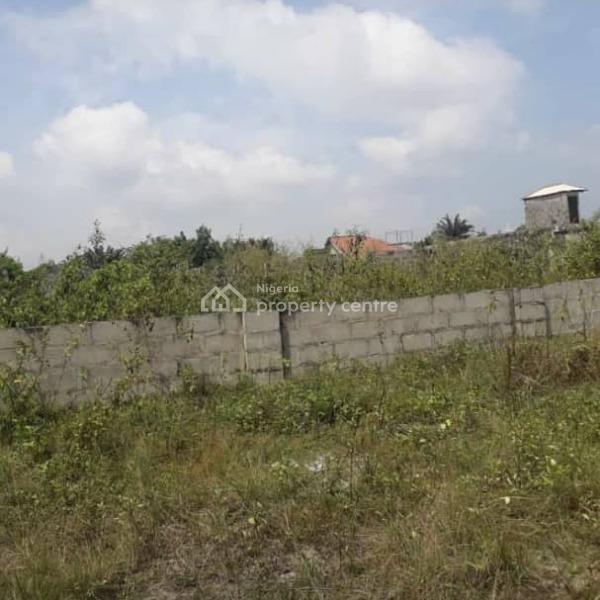 Half Plot of Land  in a Developed Area, Ilewu Odo, Awoyaya, Ibeju Lekki, Lagos, Residential Land for Sale