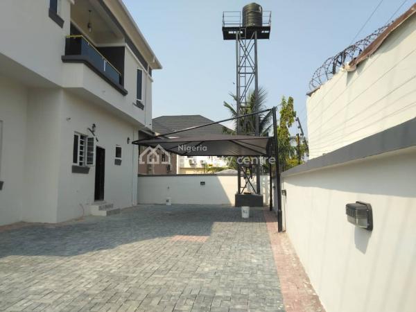 Brand New 4 Bedroom Detached Duplex with Bq, Ajah, Lagos, Detached Duplex for Sale