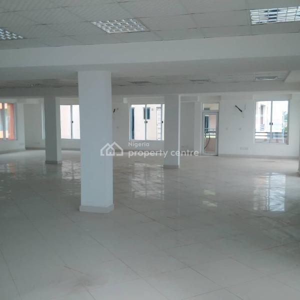 1200 Sqm Waterfront Office Space, Victoria Island (vi), Lagos, Plaza / Complex / Mall for Rent