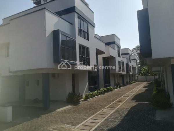 a Newly Built Luxury 4 Bedroom Detached House with Swimming Pool and Other Modern Amenities, Femi Okunnu Street, Old Ikoyi, Ikoyi, Lagos, Detached Duplex for Sale
