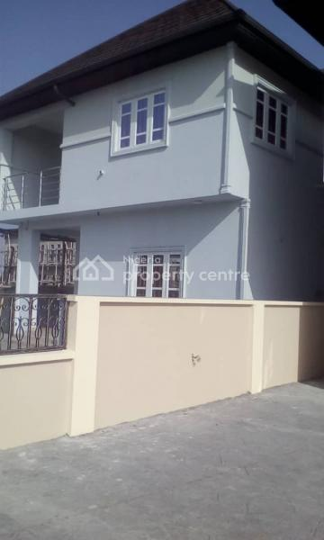 Newly Built 4 Bedroom Semi Detached Duplex., Peace Garden Estate, Sangotedo, Ajah, Lagos, Semi-detached Duplex for Sale