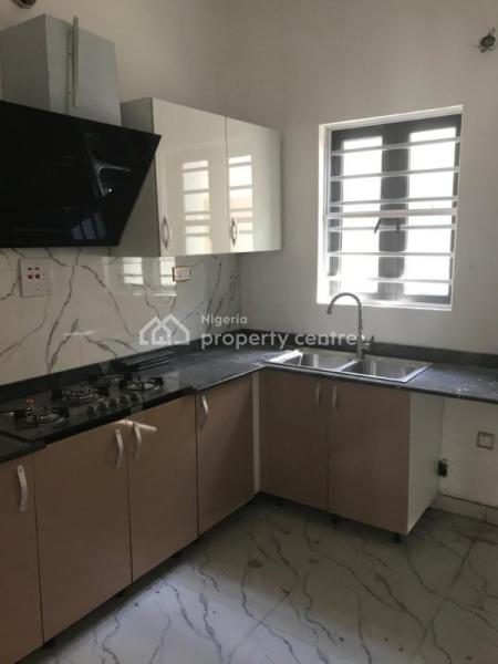 Newly Built 3 Bedroom Terraced with 1 Room Bq, 2nd Toll Gate, Lekki, Lagos, Terraced Duplex for Rent