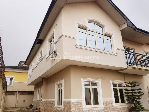Luxuriously Finished 4 Bedroom Semi Detached Duplex, Gra, Magodo, Lagos, Semi-detached Duplex for Rent