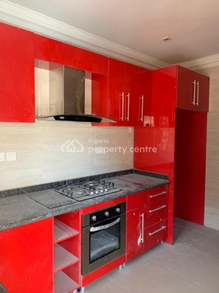 Brand New 3 Bedroom Flat with Bq, Ikate Elegushi, Lekki, Lagos, House for Rent