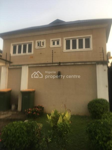 a Very Nice, Relatively New 4 Bedroom Duplex( It Comes with 5 Air Conditioners, All Rooms Ensuite), Ramat Crescent, Gra, Ogudu, Lagos, Detached Duplex for Rent