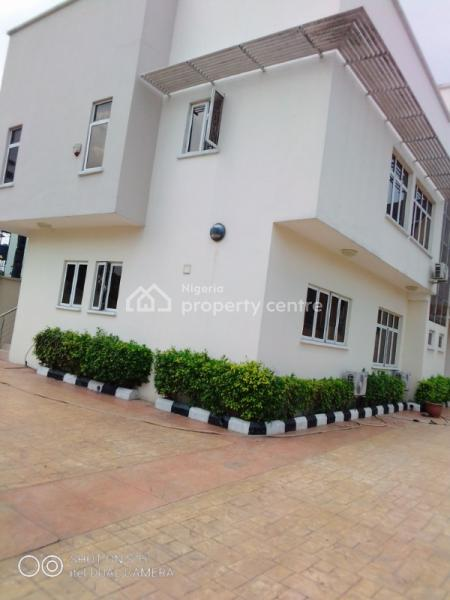 New & Spacious 3units of Serviced & Furnished 4bedroom Semi Detached Duplex with a Bq, Off Oduduwa Crescent Ikeja Gra, Ikeja Gra, Ikeja, Lagos, Semi-detached Duplex for Sale