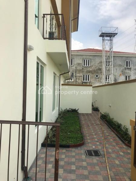 Newly Built 6 Bedroom Detached Duplex with 2 Room Bq Sitting on 900sqm Land, Banana Island, Ikoyi, Lagos, Detached Duplex for Sale