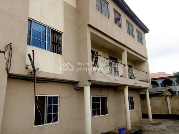 a Block of 6 Units of 2 Bedroom Flat and 6 Units of Mini Flat, Egbeda, Alimosho, Lagos, Block of Flats for Sale