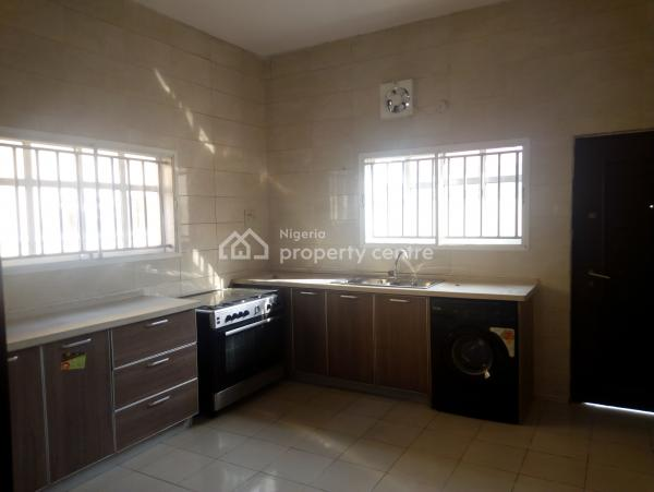 Newly Renovated Four Bedroom Duplex with 2 Rooms Bq, Crown Estate, Ajah, Lagos, Detached Duplex for Rent