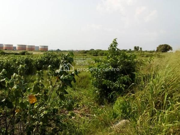 10 Acres of Water Front Land, Abule Oshun, Amuwo Odofin, Isolo, Lagos, Commercial Land for Sale