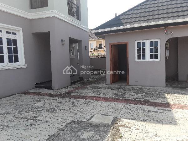 a Semi Detached Duplex, Ilasan, Lekki, Lagos, House for Sale