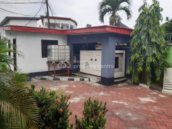 Luxury Serviced 4 Bedroom Bungalow, Golden Valley Estate, Trans Amadi, Port Harcourt, Rivers, Detached Bungalow for Rent