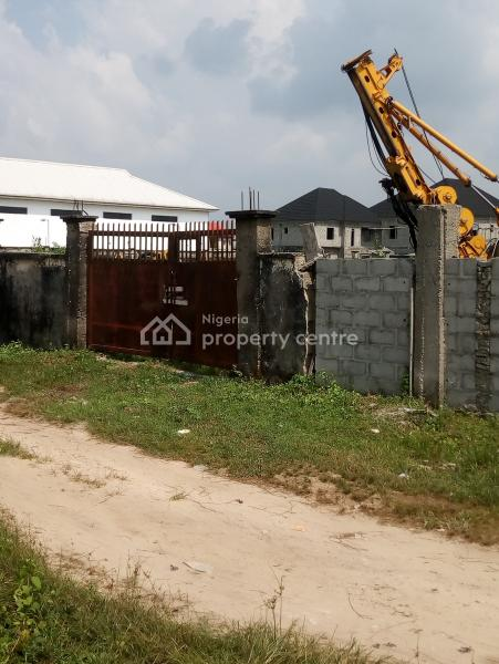 10 Plots of Land, Auto Nation Bus Stop(immediately After Bogije), Ibeju, Lagos, Mixed-use Land for Sale