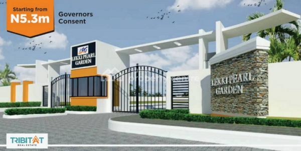 Lekki Pearl Garden (300sqm), Behind Amity Estate and Adjacent Abijo Gra, Ajah, Lagos, Land for Sale