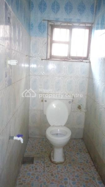 Room Self Contained with The Largest Kitchen, Isawo Road, Agric, Ikorodu, Lagos, Self Contained (single Rooms) for Rent
