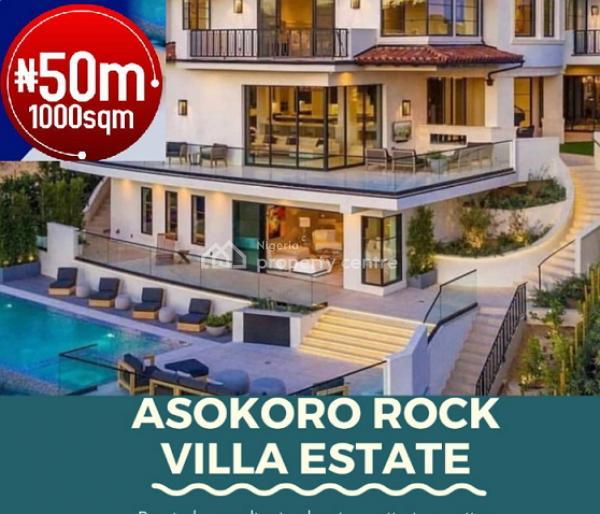 Asokoro Rock Villa, Asokoro District, Abuja, Land for Sale