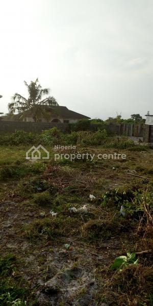 Land Measuring 920sqm, Beside Lekki Garden Estate, Lekki Phase 2, Lekki, Lagos, Residential Land for Sale
