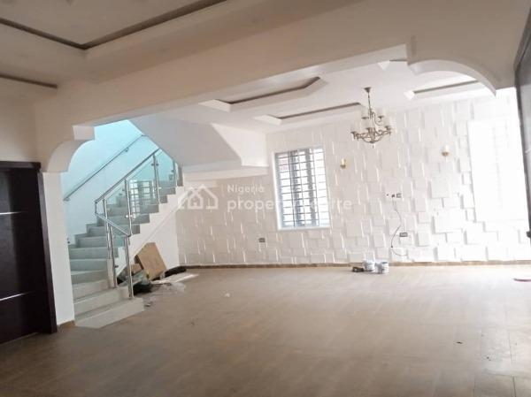 Exquisite Built 5 Bedroom Detached Duplex with a Room Boys-quarter, Shangisha Phase 2, Gra, Magodo, Lagos, Detached Duplex for Sale