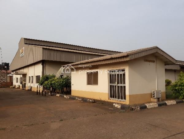 a Warehouse for Sale, Olusegun Obasanjo Way, Akure, Ondo, Warehouse for Sale