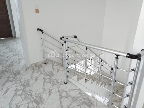 Brand New 4 Bedrooom Duplex, Chevron, Lekki, Lagos, Semi-detached Duplex for Sale