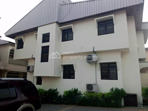 a Well and Nicely Renovated En Suites 5 Bedroom Fully Detached Duplex with a Bq, Anthony, Maryland, Lagos, Detached Duplex for Rent