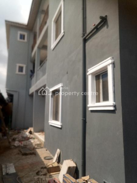 a Brand Newly Built  Room Self Contained, Shomolu, Onipanu, Shomolu, Lagos, Self Contained (single Rooms) for Rent