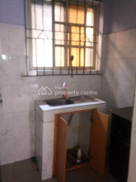 a Very Clean Spacious and Newly Renovated Fully Serviced One Bedroom Flat, Fola Agoro, Fola Agoro, Yaba, Lagos, Mini Flat for Rent
