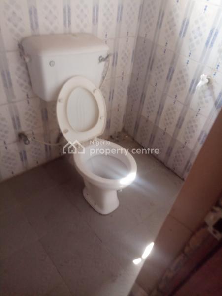 Decent and Neat 2 Bedroom Flat, Off Giwa Road in Aboru Iyana Ipaja Lagos, Alimosho, Lagos, Flat for Rent