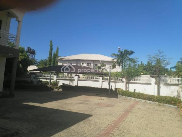 Luxury 7 Bedroom Detached Duplex with Amazing Space, Maitama District, Abuja, Detached Duplex for Sale