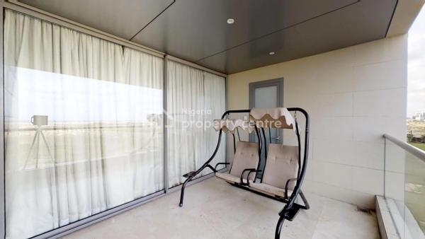 3 Bedroom Short Let Available, Eko Atlantic City, Lagos, Flat Short Let
