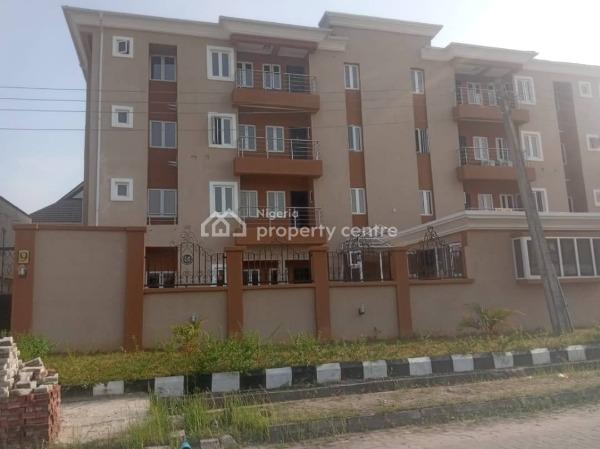 *newly Built 3 Bedroom Flat with Bq Providing 24hours Power, Off Freedom Way, Ikate Elegushi, Lekki, Lagos, Flat for Rent