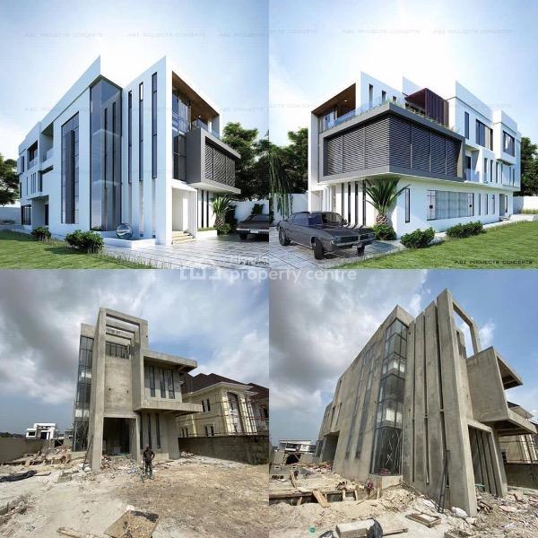 Luxury 6-bedroom Detached Duplex, Lekki, Lagos, Detached Duplex for Sale