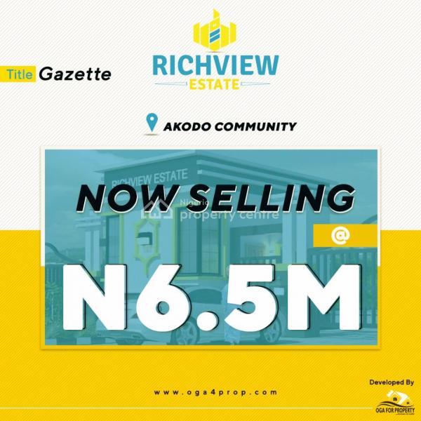 Land, Akodo Community, Ibeju Lekki, Lagos, Residential Land for Sale