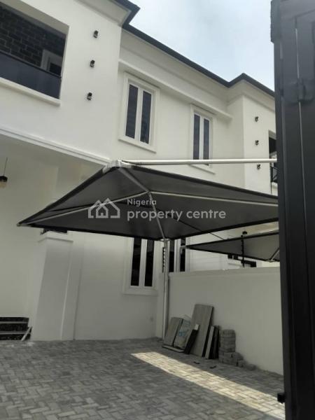 Newly Built 4 Bedroom Semi Detached Duplex, Chevron Alternative, Lekki, Lagos, Semi-detached Duplex for Sale
