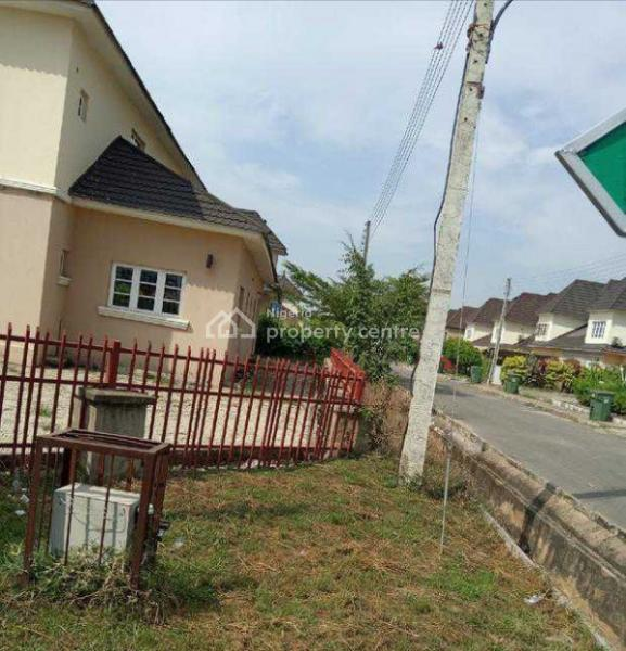 Finished 3 Bedroom Duplex with 2 Room Bq, River Park Estate, Lugbe District, Abuja, Detached Duplex for Sale