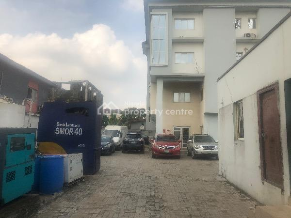 Office Space of 4 Floors with a Pent House, Off Association Avenue, Ilupeju, Ilupeju, Lagos, Office Space for Rent