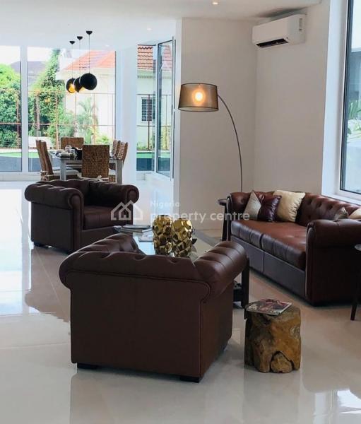Exquisite Built and Furnished 4 Bedroom Detached Duplex, Banana Island, Ikoyi, Lagos, Detached Duplex for Sale