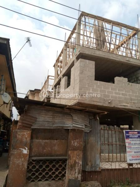 14 Units of Residential Apartments, Nathan Street, Ojuelegba, Surulere, Lagos, Mini Flat for Sale